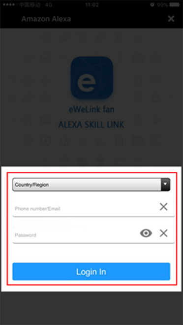 How do you link eWeLink account in Amazon Alexa app? – eWeLink Help