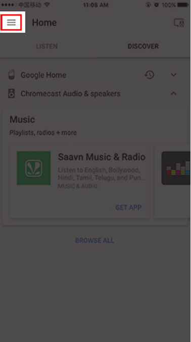 How do you link your eWeLink account in Google Home app