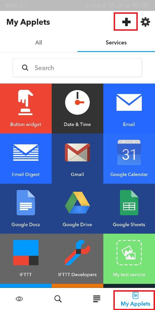 How do you link eWeLink account in IFTTT app? – eWeLink Help